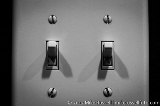 Day 347: Three-pronged Shadow