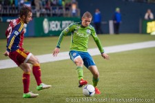 MLS Playoffs Sounders-RSL: Osvaldo Alonso