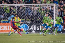 MLS Playoffs Sounders-RSL