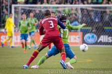 MLS Playoffs Sounders-RSL: Fredy Montero