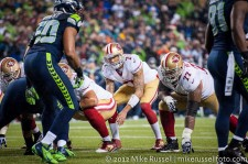 NFL Football: San Francisco 49ers vs Seattle Seahawks - Dec. 23, 2012