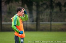 Seattle Sounders: Preseason Training - Jan. 29, 2013