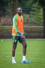 Sounders Preseason (Feb 9, 2013): Djimi Traore