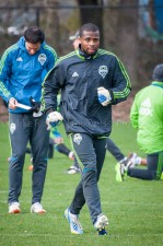 Sounders Preseason (Feb 9, 2013): Josh Ford