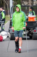 Sounders Preseason (Feb 9, 2013): Patrick Ianni