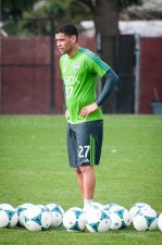 Sounders Preseason (Feb 9, 2013): Lamar Neagle