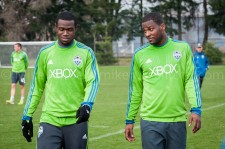 Sounders Preseason (Feb 9, 2013): Ashani Fairclough and Shavar Thomas?