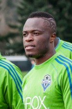 Sounders Preseason (Feb 9, 2013): Steve Zakuani