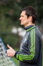 Sounders Preseason (Feb 9, 2013): Mike Gspurning