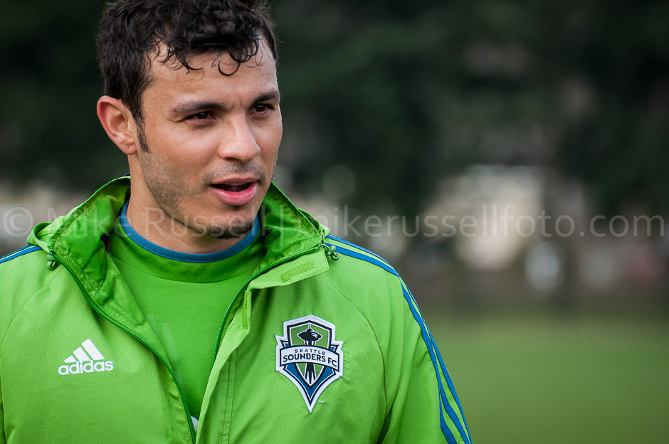 Brief Stop Home for Sounders – MikeRussellFOTO