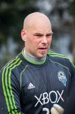Sounders Preseason (Feb 9, 2013): Marcus Hahnemman