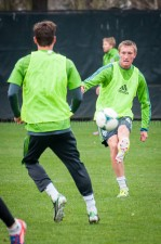 Sounders Preseason (Feb 9, 2013): Dylan Remick