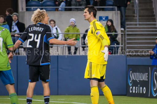 March 31, San Jose Earthquakes