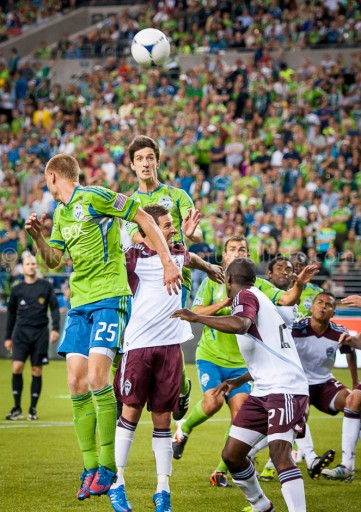 July 7, Colorado Rapids
