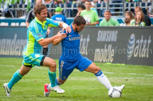 July 18, Friendly, Chelsea FC