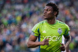 Sounders and Timbers draw 1-1
