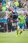 Sounders and Revs draw, 0-0.