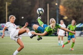 Sounders Women vs. Oregon State