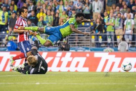 Sounders Win Over Chivas USA