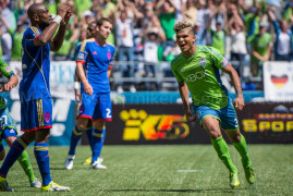 Seattle Sounders vs. Colorado Rapids
