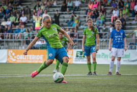 Sounders Women vs. Santa Clarita