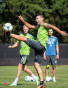 Clint Dempsey Training