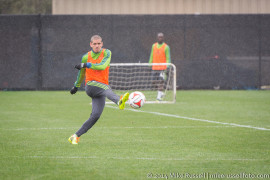Sounders Week 1 Training